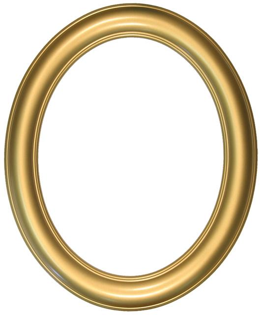 11x14 Oval Frames