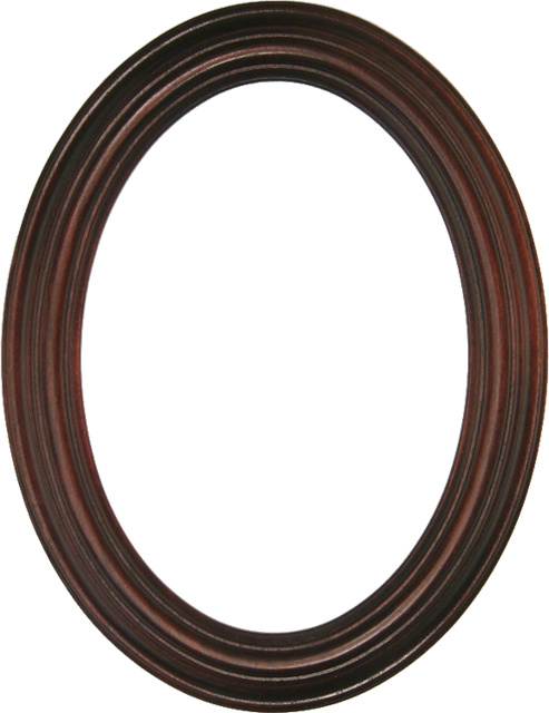 Oval Mat For Picture Frame