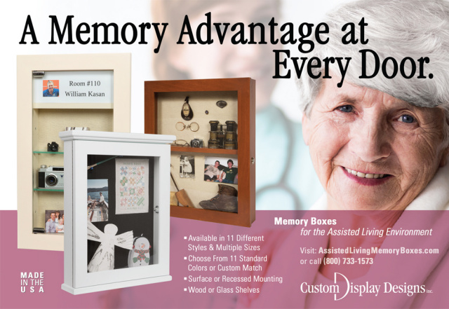 Assisted Living Memory Box | Dementia Memory Box | Memory Box ...