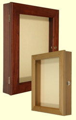 Style #1: Hinged Door Design
